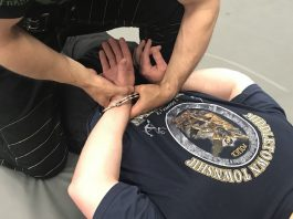 Jiu-Jitsu For Law Enforcement