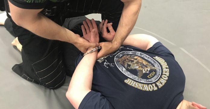 Jiu-Jitsu For Law Enforcement