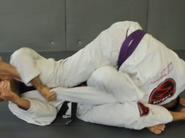 Omoplata Sweep Follow-Ups