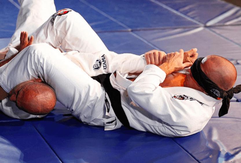 Screen Shot 2015 12 23 at 12.36.31 AM - Closing Your Eyes During A Jiu-Jitsu Roll - Valuable Or Not?