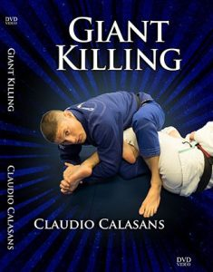 Claudio Calasans Killing a Giant DVD