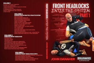 Best BJJ DVD For Submission Hunters Front Headlocks Danaher