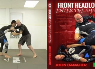 John Danaher DVD Front Headlocks