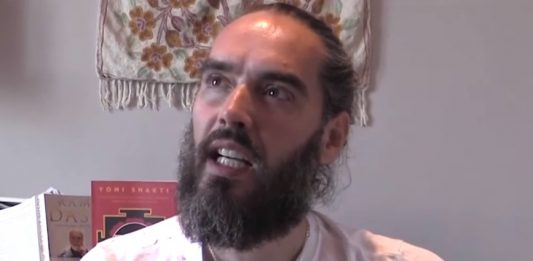 Russell Brand: Life Is Struggle And BJJ Teaches You How To Cope With Struggle