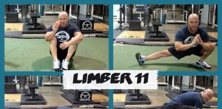 Limber 11 For BJJ Recovery