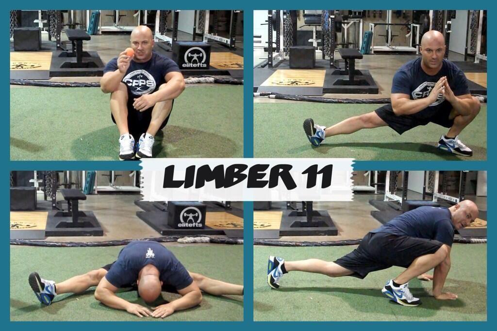 Joe DeFranco's Limber 11 Routine