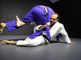 Top Or Bottom Jiu-Jitsu Game