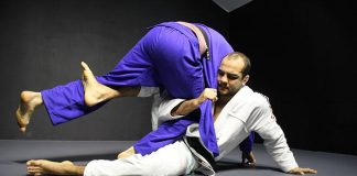 Top Or Bottom Jiu-Jitsu Game