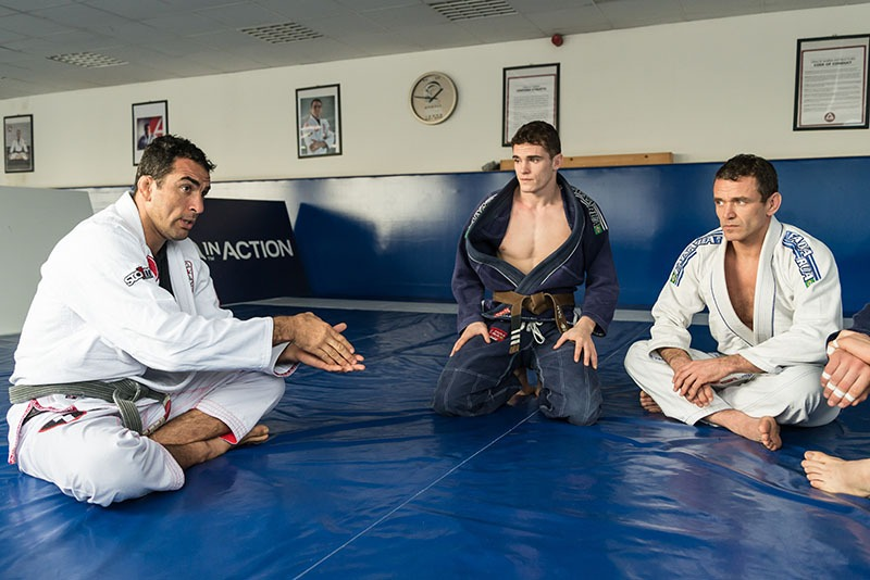 gbsquad 6 - Why Every Academy Needs Intro BJJ Classes