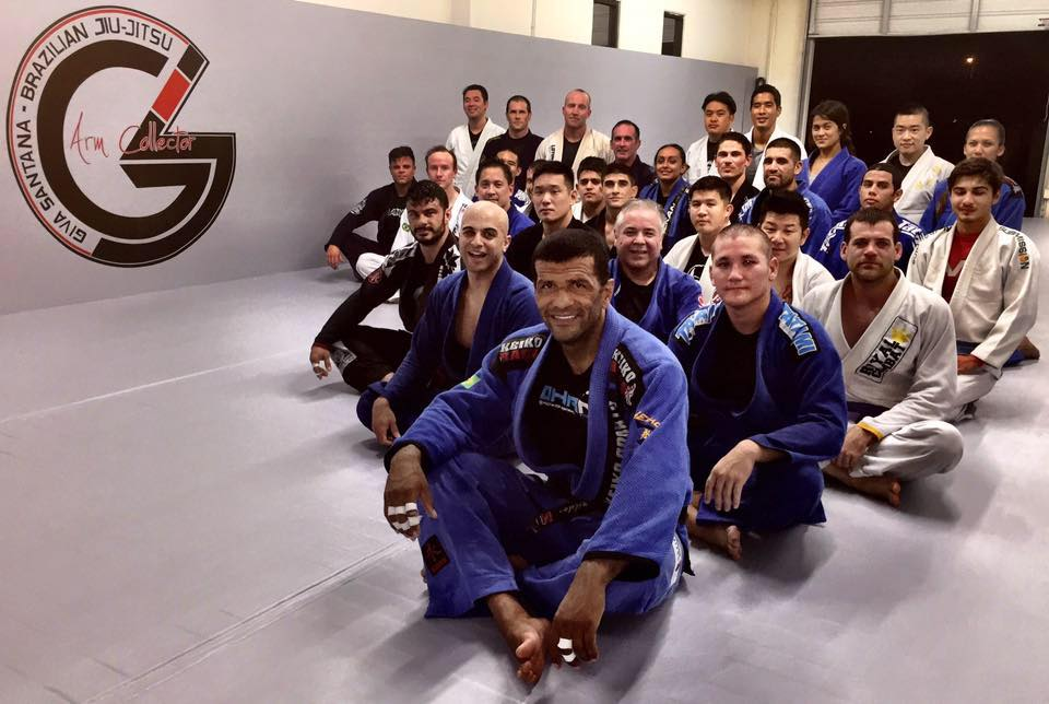 giva - Putting Together A Balanced Competition BJJ Team
