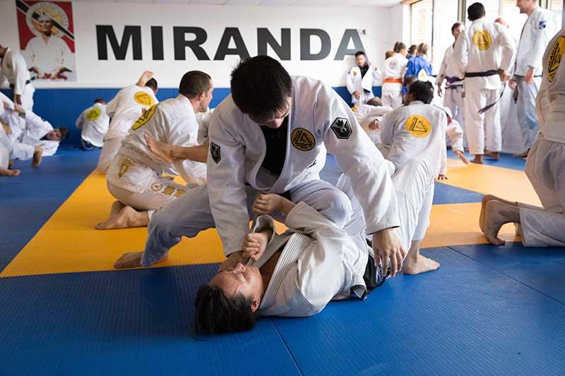gracie miranda brazilian jiu jitsu grand opening 5 - Jiu-Jitsu Rules To Obey By When Rolling