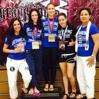 grapplers x - Putting Together A Balanced Competition BJJ Team