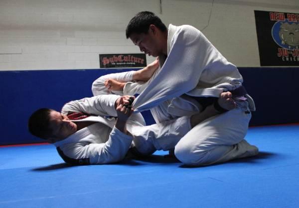 Ben Askren Jiu-Jitsu Drills Fix