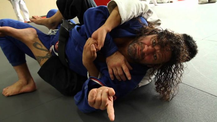 BJJ Back Escapes And Counters