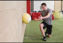 Medicine Ball Workout For Jiu-Jitsu