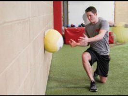 Medicine Ball Workout For Jiu-Jitsu