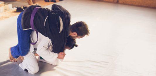 Jiu-Jitsu Rules Rolling