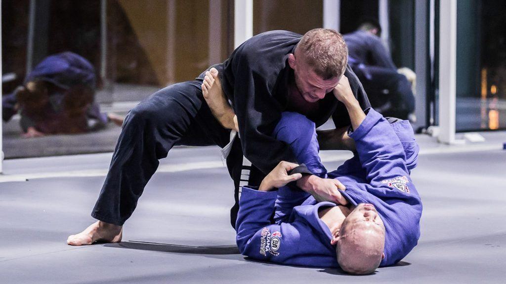 wrestler in bjj 1024x576 1024x576 - Do You Train Jiu-Jitsu When You're Sick? Stop Right Now!