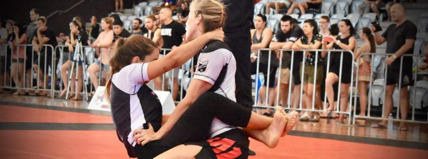 "2018 fnq bjj championships - Is Your ""A-Game"" Enough For A BJJ Tournament ?"