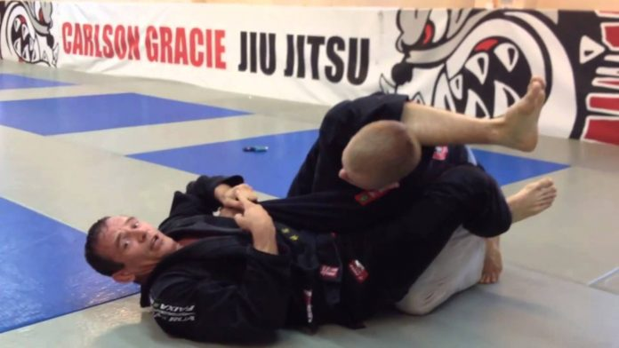Double trouble BJJ Attack