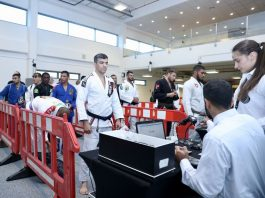 BJJ Weight Classes Weigh Ins