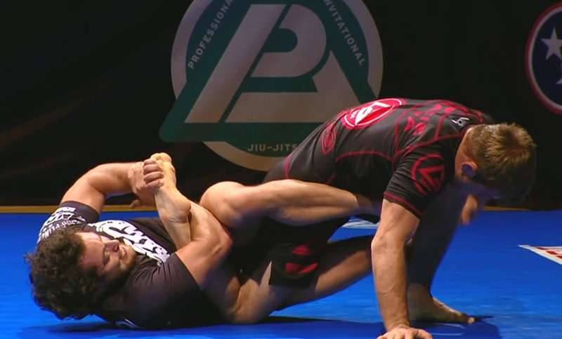 AJ Agazarm vs Dan Strauss Polaris Pro 2  - BJJ Vs Wrestling: How To Beat A Wrestler