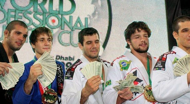 Pay For BJJ training
