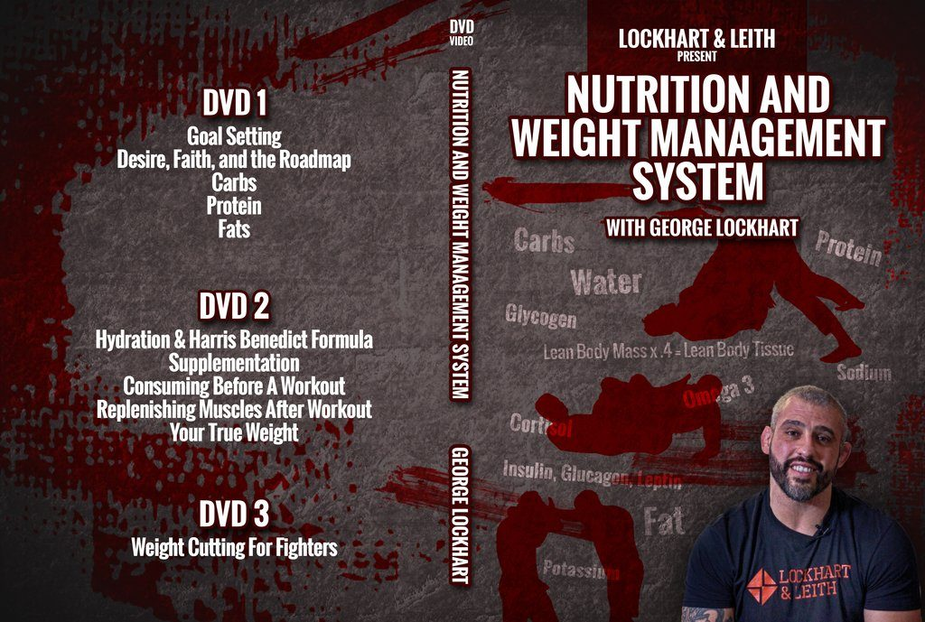 DVDwrapGeorge Lockhart 37e9ae06 f7cf 491a a885 df26987ee46e 1024x1024 1024x689 - George Lockhart Diet Tips For Grapplers And MMA Fighters