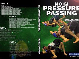 Review No-Gi Pressure Passing DVD Bernardo Faria