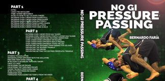 Review No-Gi Pressure Passing DVD Bernardo Faria