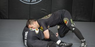 Wrestling Cradle BJJ Attacks