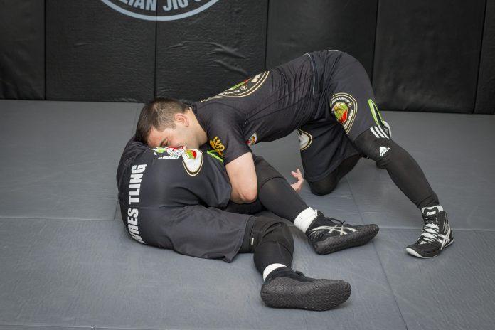Wrestling Cradle BJJ Attacks