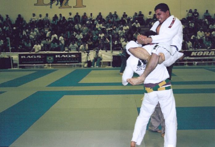 Flying Submissions BJJ