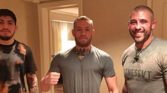 George Lockahrt, Conor Mcgregor, Dillon Danis