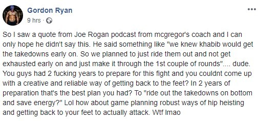 Screenshot 46 - Gordon Ryan Ridicules McGregors Jiu-Jitsu, Gameplan and Preparations