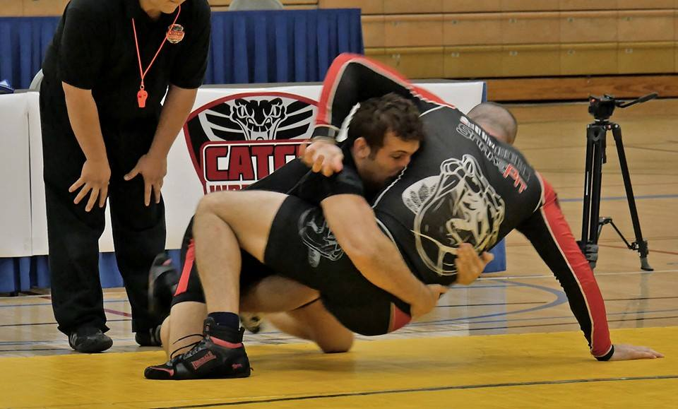 catch 1 - BJJ Vs Wrestling: How To Beat A Wrestler