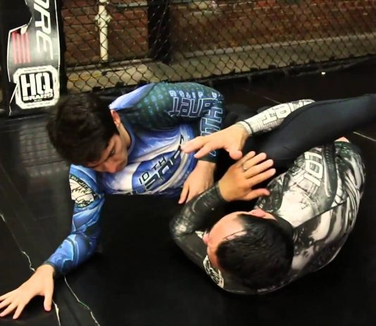 Lockdown Half Guard Sweeps