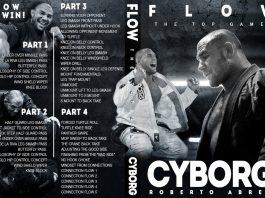 Cyborg Abreu DVD Flow-The Top Game