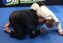 Wrestling Whizzer Tips For BJJ