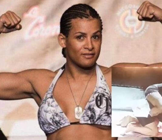 Transgender MMA Fighter Breaks Skull of Her Female Opponent.