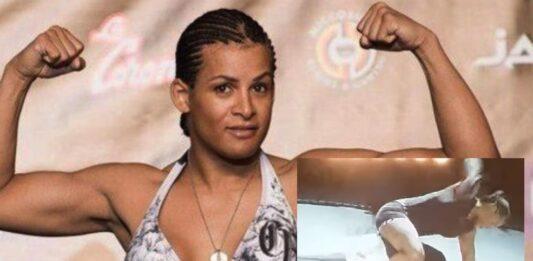 Transgender MMA Fighter Breaks Skull of Her Female Opponent