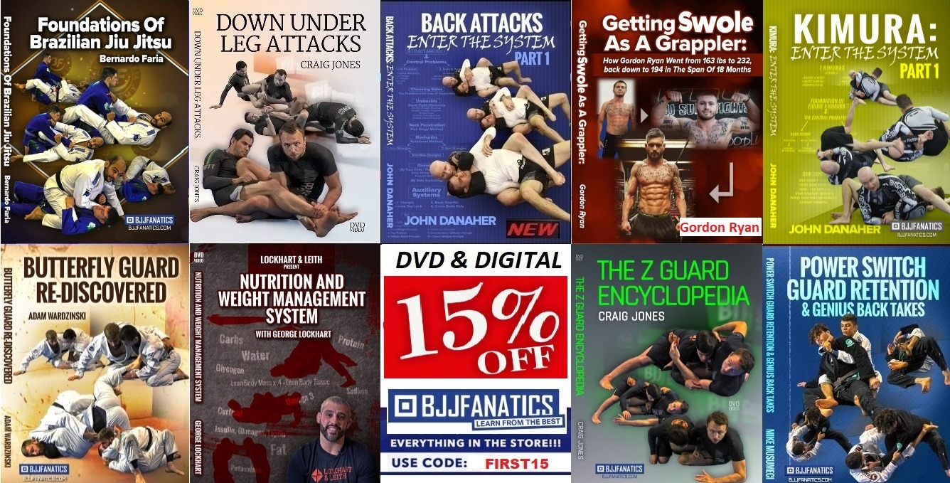 BJJ fanatics Discount Coupon Code