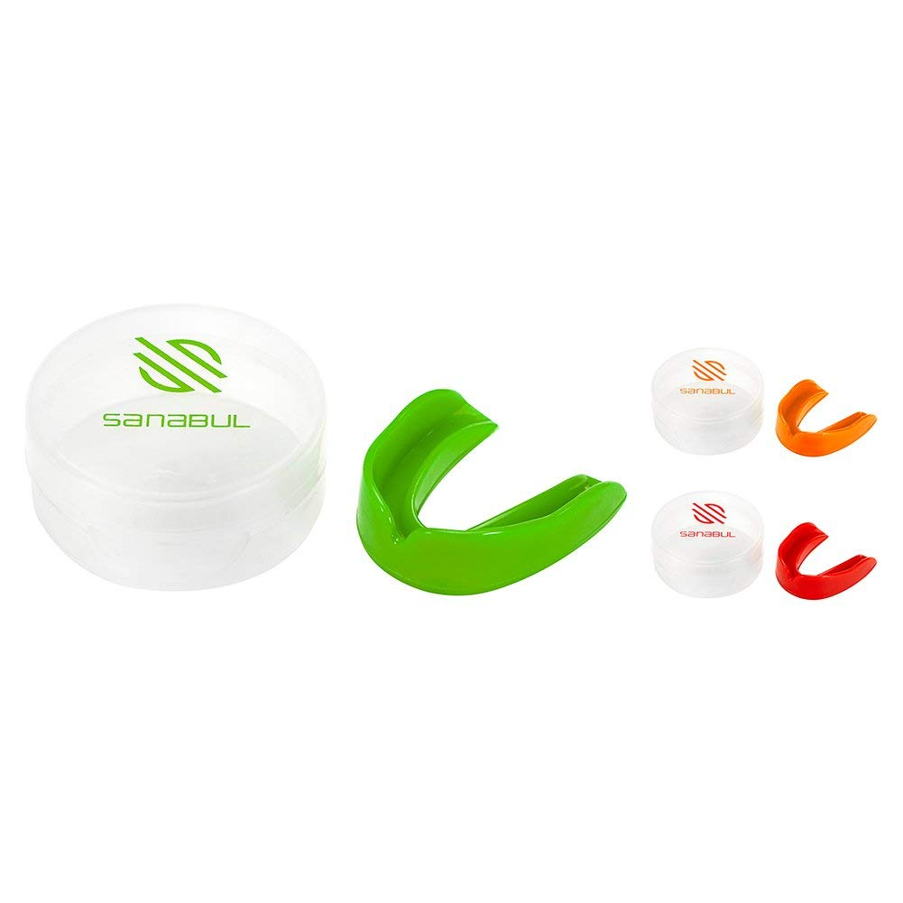 Best BJJ Mouthguard 2019 Sanabul Single Boil