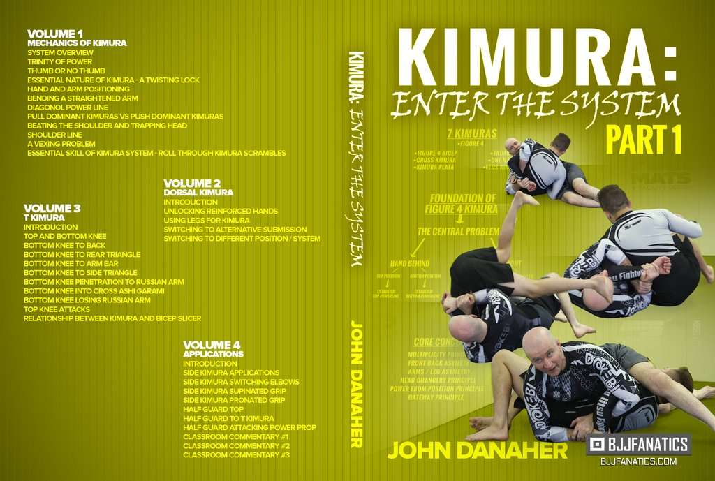 Enter The System: KIMURA - John Danaher DVD Review – BJJ World