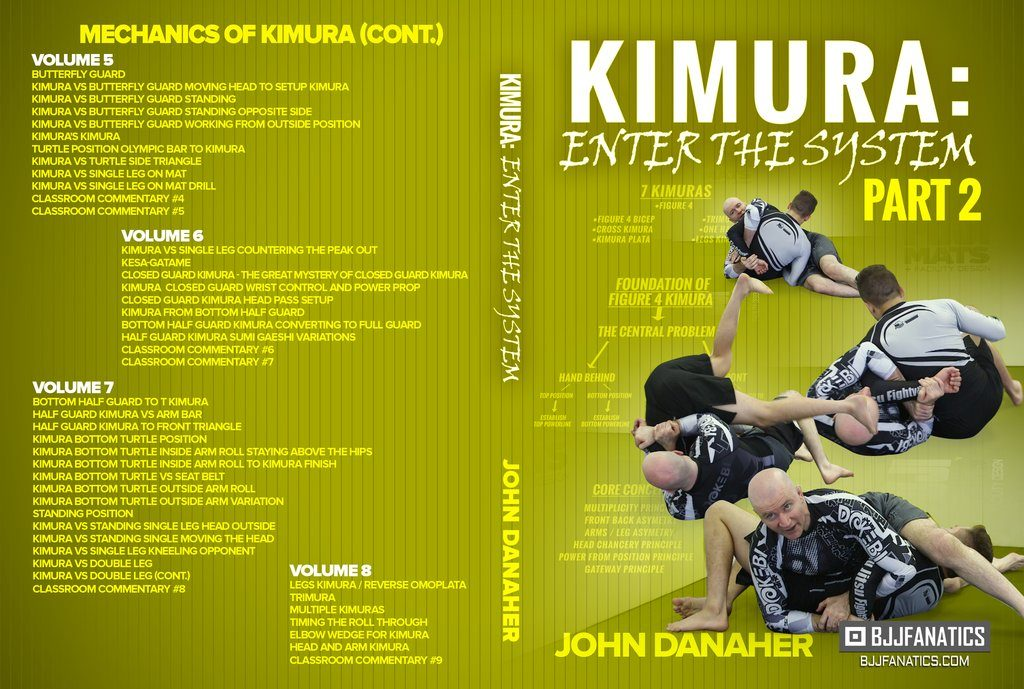 DVDwrap 1 4 PART 2 1 809a4936 8dc8 46c5 85df 8db92893e31b 1024x1024 1024x689 - Enter The System: KIMURA - John Danaher DVD Review