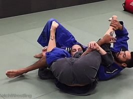 Wrestling Spladle For Jiu-Jitsu