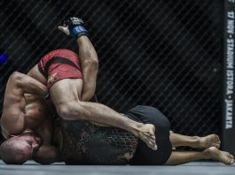 High Elbow Guillotine