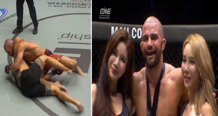 VIDEO: Garry Tonon Submits his 3rd Opponent and Remains Undefeated in MMA