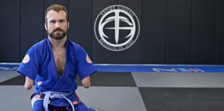 """BJJ and MMA Practitioner Kyle Maynard: """"Everything is possible is the Biggest LIE"""""""