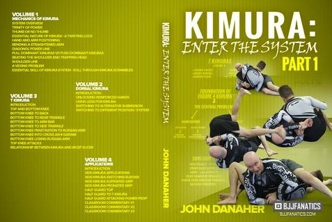John Danaher DVD Kimura Enter The System